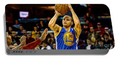 Steph Curry Collection Portable Battery Charger