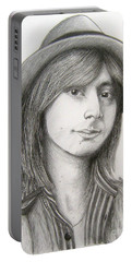 Steve Perry Portable Battery Charger