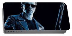 Terminator 2 Judgment Day Portable Battery Charger