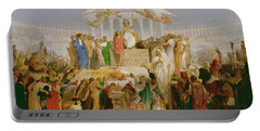 The Age Of Augustus, The Birth Of Christ Portable Battery Charger