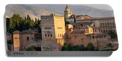 The Alhambra Portable Battery Charger