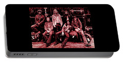 The Allman Brothers Collection Portable Battery Charger