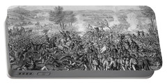 The Battle Of Gettysburg Portable Battery Charger