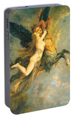 The Chimera Portable Battery Charger by Gustave Moreau