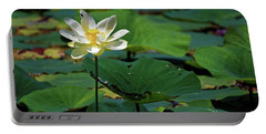 The Lotus Pond Portable Battery Charger