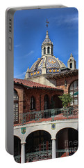 The Mission Inn Portable Battery Charger