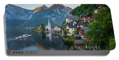 The Pearl Of Austria Portable Battery Charger by JR Photography