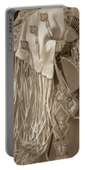 Traditional Dancer Portable Battery Charger