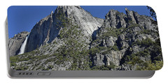 Upper Yosemite Falls Portable Battery Charger