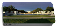 U.s. World War II Memorial Portable Battery Charger by Panoramic Images