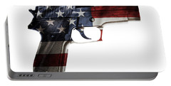 Usa Gun  Portable Battery Charger
