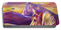 Horse World Portable Battery Charger