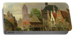 View Of Oudewater Portable Battery Charger