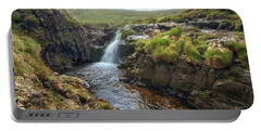 Welcombe Mouth Beach - England Portable Battery Charger