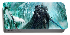 World Of Warcraft Wrath Of The Lich King Portable Battery Charger