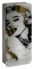 Marilyn Monroe Collection Portable Battery Charger