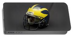 2000s Era Wolverine Helmet Portable Battery Charger