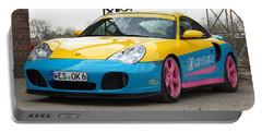 2002 Ok Chiptuning Manta Porsche 996 Turbo  1 Portable Battery Charger
