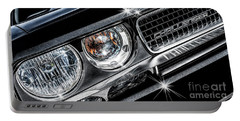 Portable Battery Charger featuring the photograph 2009 Dodge Challenger by Brad Allen Fine Art
