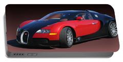 2010 Bugatti Veyron E. B. Sixteen Portable Battery Charger