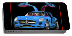 2010 Mercedes Benz S L S A Mg Portable Battery Charger