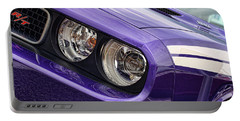 2011 Dodge Challenger Rt Portable Battery Charger by Gordon Dean II