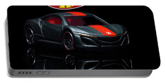 2012 Acura Nsx-2 Portable Battery Charger