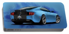 2014 Stang Rear Portable Battery Charger