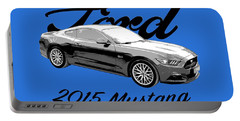 2015 Ford Mustang Portable Battery Charger