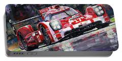 2015 Le Mans 24h Porsche 919 Hybrid Portable Battery Charger
