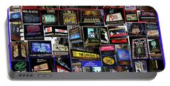 2016 Broadway Spring Collage Portable Battery Charger by Steven Spak
