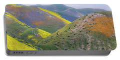 2017 California Super Bloom Portable Battery Charger by Marc Crumpler