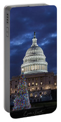 2017 Capitol Tree Portable Battery Charger