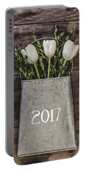 Portable Battery Charger featuring the photograph 2017 by Kim Hojnacki