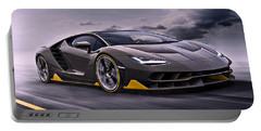 2017 Lamborghini Centenario Portable Battery Charger