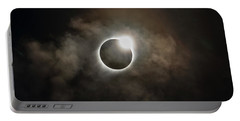 2017 Solar Eclipse Exit Ring Portable Battery Charger