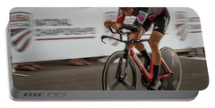 2017 Time Trial Champion Portable Battery Charger