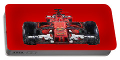 2017scuderia Ferrari Sf70h Portable Battery Charger