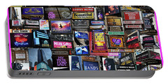 2018 Broadway Spring Collage Portable Battery Charger