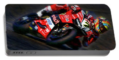 2018 World Superbike Chaz Davies Portable Battery Charger