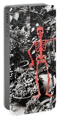 206 Dancing Bones Portable Battery Charger