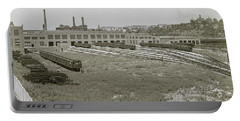 207th Street Railyards Portable Battery Charger