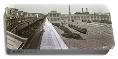 207th Street Subway Yards Portable Battery Charger