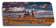 Goblin Valley Portable Battery Charger