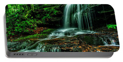 West Virginia Waterfall Portable Battery Charger