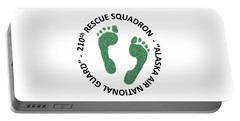 210th Rescue Squdron Portable Battery Charger