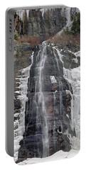 212m40 Bridal Veil Falls Utah Portable Battery Charger