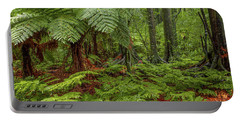 Portable Battery Charger featuring the photograph Jungle by Les Cunliffe