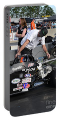 Junior Drag Racing March 2017 Portable Battery Charger
