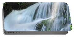 Waterfall Scenery Portable Battery Charger